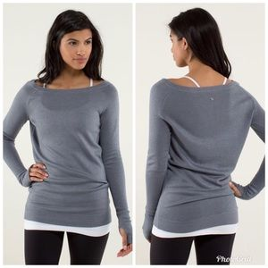 Lululemon Chai Time Reversible Pullover ll Size 10